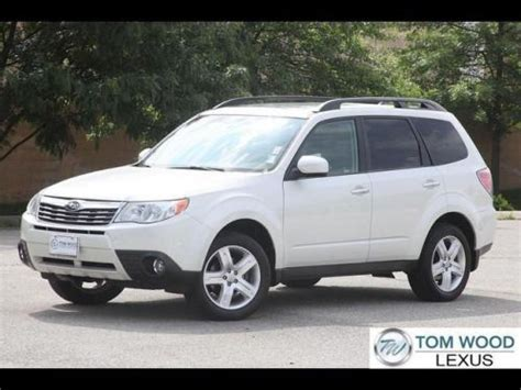 2010 Subaru Forester 2 5 X by Find Used 2010 Subaru Forester 2 5 X Limited In 4610 A E
