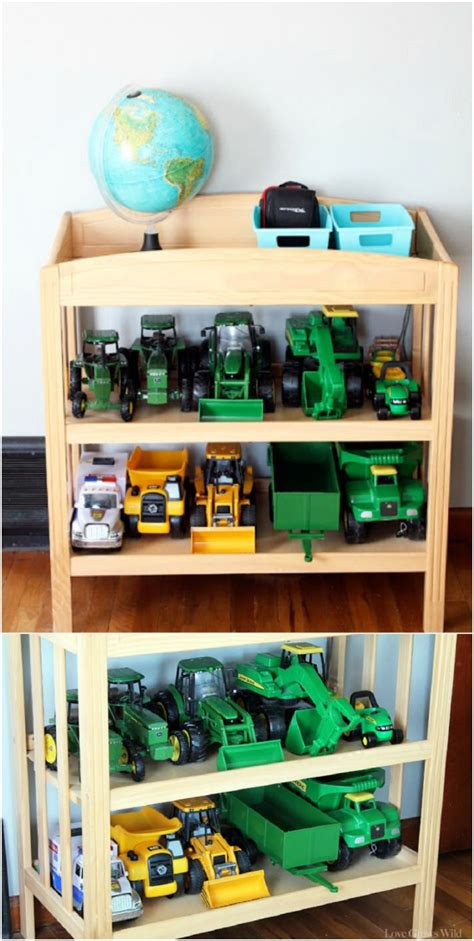 Car Changing Table 20 Brilliant Repurposing Projects For Changing Tables Diy Crafts