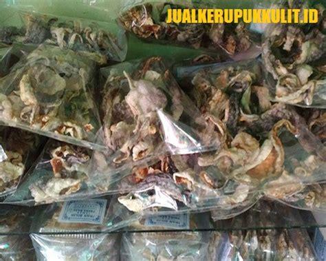 Kerupuk Ikan 250gr jual kerupuk kulit rambak asli renyah berkualitas harga murah halal