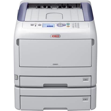 Printer Oki C831 printer