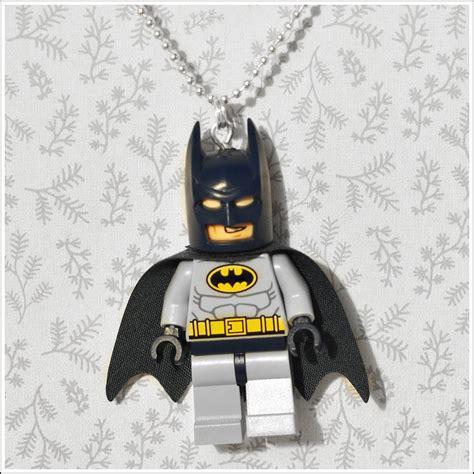 lego batman necklace by kitschbits on deviantart