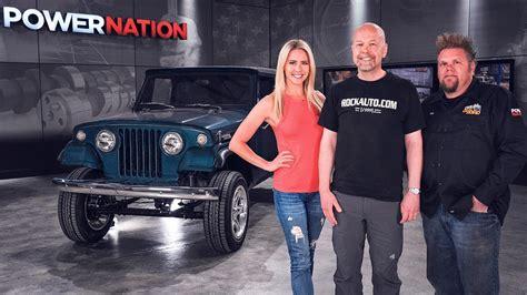 Rockauto Giveaway - rockauto com jeepster commando powernation 2017 week