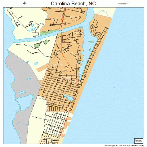 beaches in carolina map carolina nc pictures posters news and on