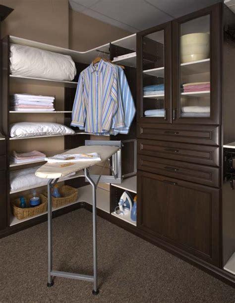 ironing board closet accessories drakeclosetdesign