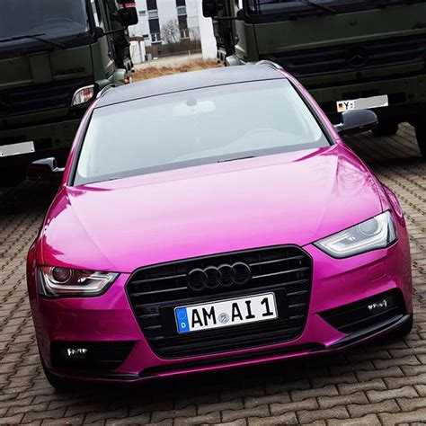 pink audi a4 audi pink on instagram