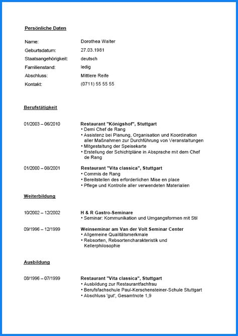 Bewerbung Gastronomie 7 Bewerbung Gastronomie Invitation Templated