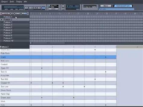 tutorial hydrogen drum machine tutorial hydrogen drum machine youtube