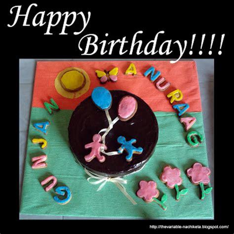 happy birthday gunjan mp3 download crazy over desserts gunjan n anuraag s birthday cookies