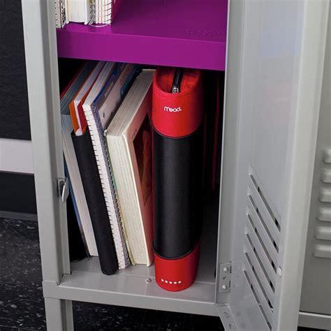 Purple Locker Shelf by View Larger