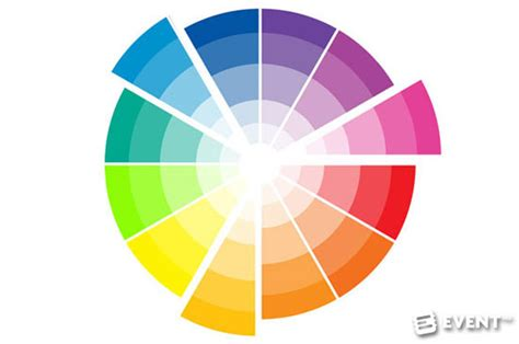 color design palette 5 for an event design color palette
