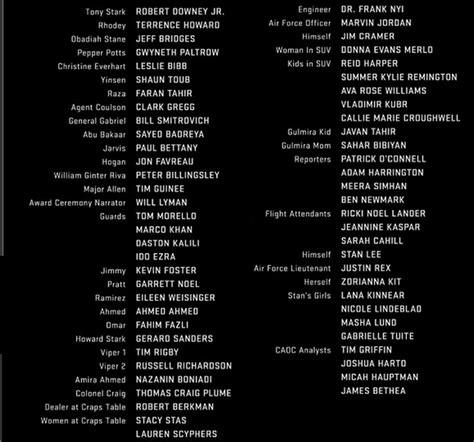 film marvel list marvel studios end credits font forum dafont com