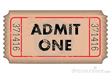 Vintage Ticket Stock Photos Image 15062063 Fashioned Ticket Template