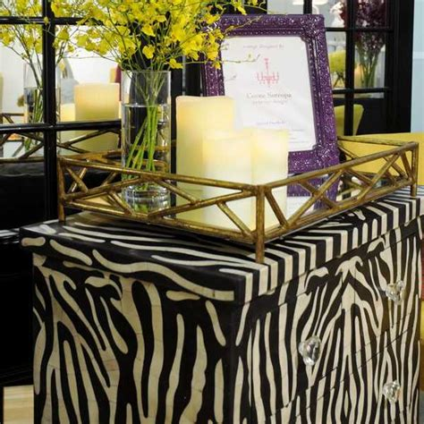 zebra home decorations 21 modern living room decorating ideas incorporating zebra prints into home decor
