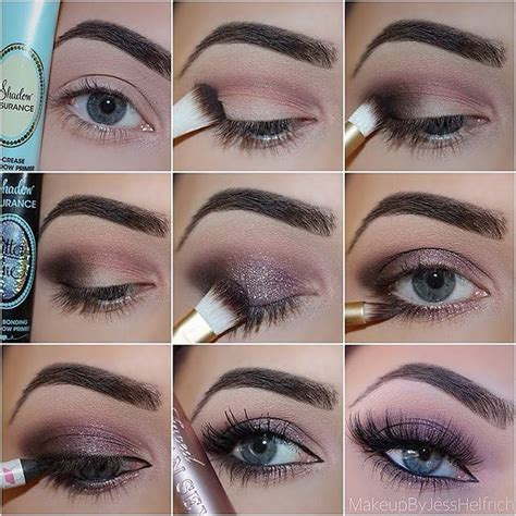 natural collection makeup tutorial top 37 ideas about too faced love palette on pinterest