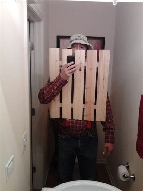 quot hidy ho quot wilson from home improvement costume