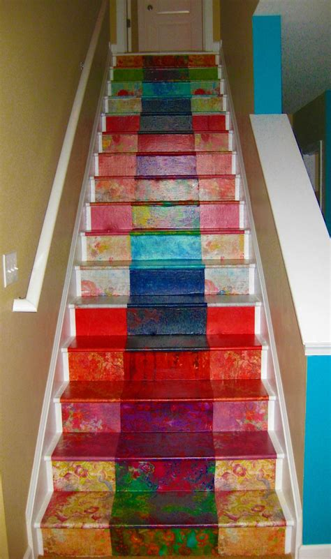 Decoupage Floors Diy - 27 best decoupage floors images on flooring
