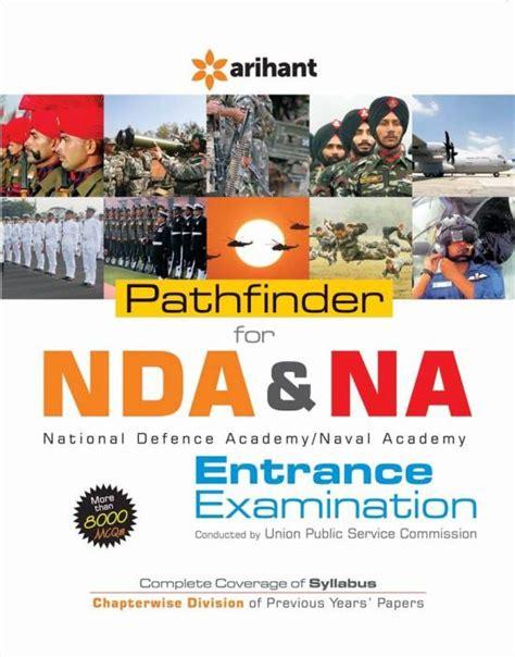 Arihant Books For Mba Entrance by Pathfinder For Nda Na Entrance Examination National