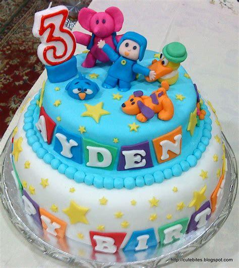 pocoyo birthday cake to resist pocoyo cake happy birthday