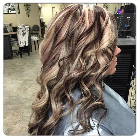 red hair all over 25 best ideas about red violet highlights on pinterest