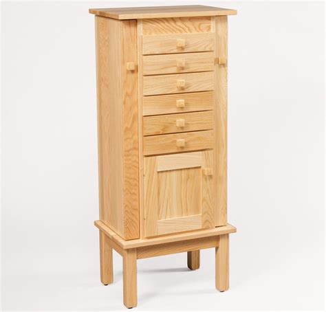 dresser top jewelry armoire dresser top jewelry armoire 320 amish oak furniture
