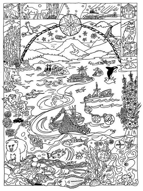 coloring pages alaska animals free alaska coloring pages az coloring pages coloring