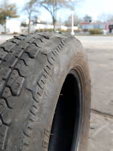 Trailer Tire Wear Inside Edge 10 Things Your Tires Can Tell You About Your Car