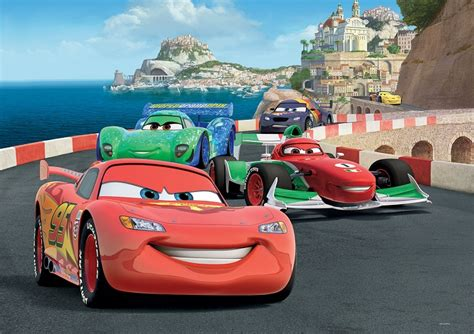 disney cars wall mural wall disney lightning mcqueen wall mural homewallmurals co uk