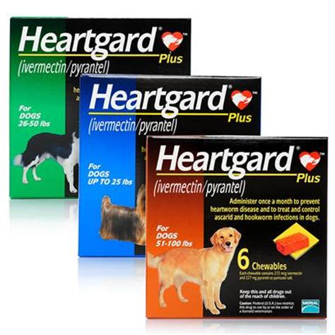 heartgard for puppies heartgard plus for dogs heartworm chewables petcarerx