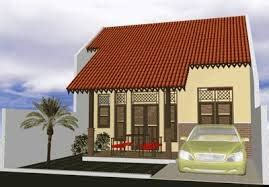 desain rumah betawi desain rumah khas betawi dengan rumah modern 1001