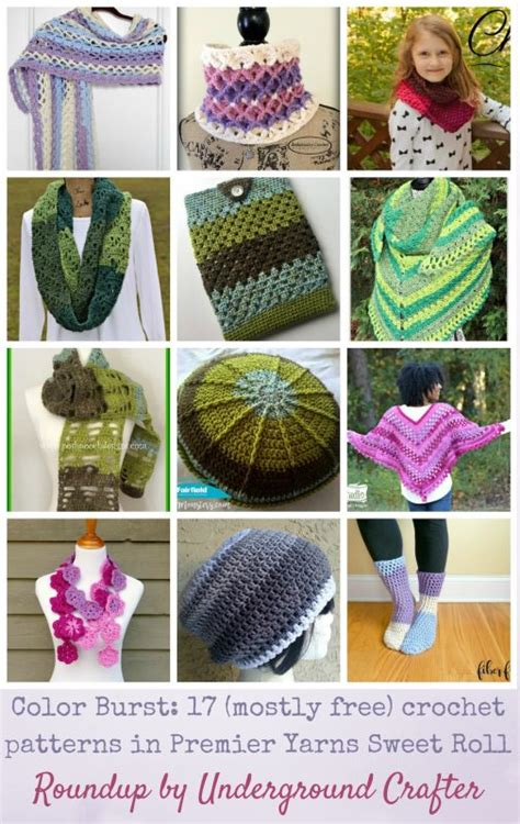 Trellis Crochet Pattern Color Burst Roundup 17 Mostly Free Crochet Patterns In