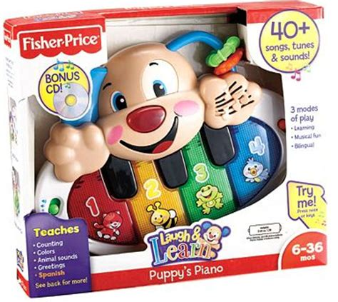 fisher price puppy piano kohl s black friday leapfrog and fisher price learning toys 50 plus 15
