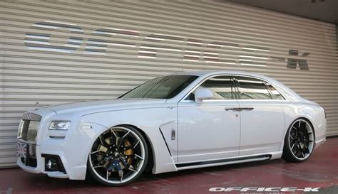 roll royce vorsteiner office k rolls royce ghost v spec