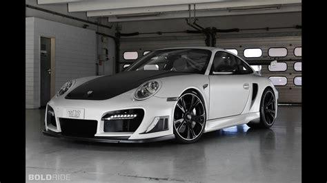 Tech Art Porsche by Techart Porsche 911 Turbo Gtstreet R