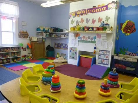 classroom layout for 2 year olds blank