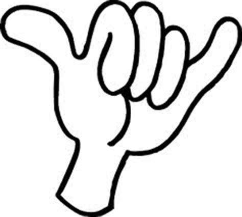 Hang Loose Sign - ClipArt Best Clip Art Hang Loose