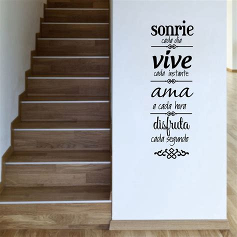 Spanish Home Decor Store Free Shipping Spanish House Rules Wall Sticker Home
