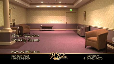 wylie funeral home randallstown
