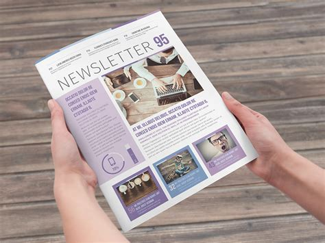 design newsletter header multipurpose newsletter template stockindesign