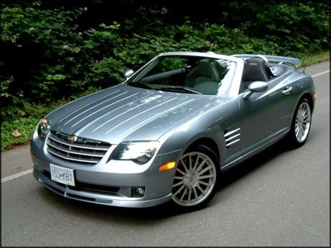 how to sell used cars 2008 chrysler crossfire on board diagnostic system chrysler crossfire srt 6 overview cargurus
