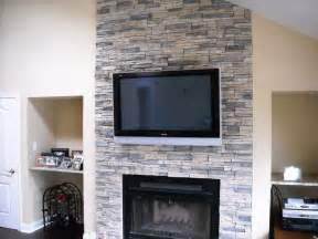 decor amp tips interior paint color and stacked stone veneer for stone veneer fireplace and