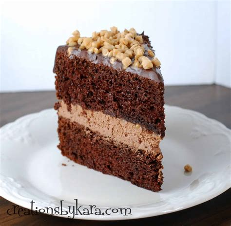 Martha Stewart Kitchen Ideas by Chocolate Mousse Cake Recipe Dishmaps