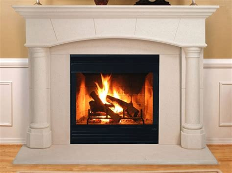 The Fireplaces by Heat Glo Em 415 Zero Clearance Wood Fireplace