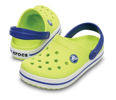 shoes like crocs comfort new genuine crocs crocband kids childrens comfort sandals