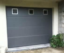 porte de garage sectionnelle r 233 alisation de la