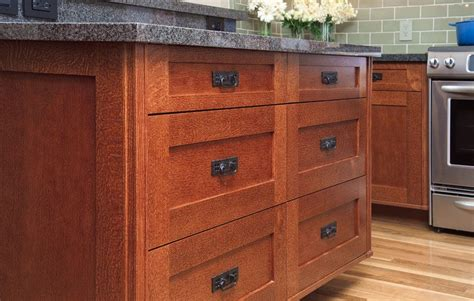 mission style kitchen cabinet doors quarter sawn oak cabinets kitchen shaker cabinet doors