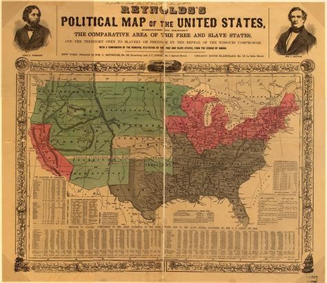 us map prior to civil war american communities in the before the civil