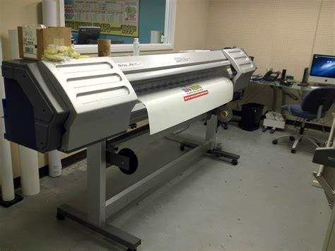 Printer Roland roland soljet pro ii v sj645ex roland ecosolvent inkjet