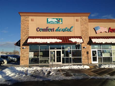 comfort dental locations colorado comfort dental dentists 2502 hwy 6 grand junction co