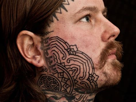 face tattoo designs for 2015 tattoo collections