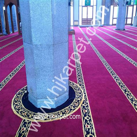 Karpet Masjid Di Bekasi pemasangan karpet masjid al azhar kalimalang bekasi